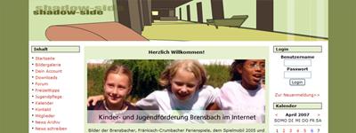 shadow-side - Brensbacher Jugend